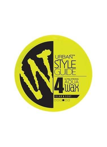 Urban Care Urban Care Style Guide Strong Aqua Wax Renksiz